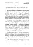 Bài giảng Chương 8: Xác định lợi ích và chi phí trong thị trường biến dạng