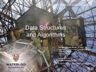 Lecture ECE 250 - Algorithms and data structures: Data structures and algorithms