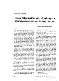 Nhận diện những yếu tố liên quan đến kỹ năng làm việc hiệu quả của cán bộ, công chức - GS.TSKH. Nguyễn Văn Thẩm