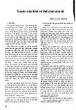 Truyện Cây khế và thể chế kinh tế - Đặng Xuân Thanh