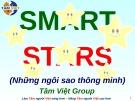 Bài giảng Smart Stars - Những ngôi sao thông minh