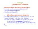 Bài giảng Đánh giá đất: Chương 4 - ThS. Nguyễn Du