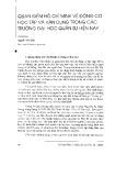 Quan điểm Hồ Chí Minh về động cơ học tập và vận dụng trong các trường đại học quân sự hiện nay - Nguyễn Văn Sơn