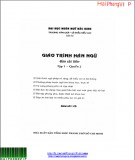 Giáo trình Hán ngữ (Tập 1 - Quyển 2)