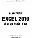 Giáo trình Excel 2010 dành cho người tự học: Phần 1