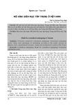 Mô hình biên mục tập trung ở Việt Nam