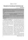 Thông lệ quốc tế về sử dụng hợp lý hay quyền được dùng tài liệu có bản quyền tại các thư viện đại học và thư viện chuyên ngành