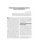 Tư tưởng đổi mới của Nguyễn Trường Tộ về nhân tài, đào tạo và sử dụng nhân tài