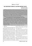Thực trạng công tác biên mục và giải pháp kiểm soát thư mục