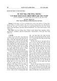 Từ ngữ địa phương trong văn học dân gian (miền biển) Quảng Nam