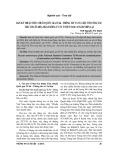 Ban kỹ thuật tiêu chuẩn quốc gia TC46 – Thông tin và tư liệu với công tác tiêu chuẩn hóa hoạt động TT-TV: 10 năm nhìn lại