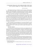Từ khái niệm nông dân tới xã hội tiểu nông ở Việt Nam: Dẫn vào một nghiên cứu về phát triển nông thôn - Bùi Quang Dũng