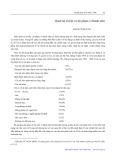 Quan hệ xã hội và tội phạm vị thành niên - Mai Quỳnh Nam