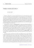 Xã hội học và xã hội học châu Á thế kỷ 21 - Lục Học Nghệ