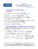 Bài giảng 5: Phương pháp giải bài toán năng lượng trong mạch dao động điện từ