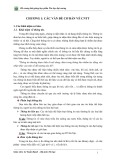 Đề cương bài giảng học phần Tin học đại cương