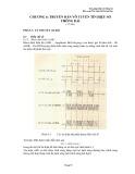 Bài giảng Điện tử thông tin: Chương 6 - Truyền dẫn vô tuyến tín hiệu số - Th.S Nguyễn Hoàng Huy