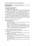 Bài giảng Chương 2: Phần mềm công cụ soạn thảo bài giảng điện tử - Nguyễn Sơn Hải