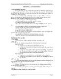 Bài giảng An toàn điện: Chương 2 - An Toàn điện
