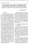 Sự hình thành và phát triển của nhóm đồng đẳng ở học sinh người Việt (Kinh), cấp trung học cơ sở - Vương Ngọc Thi