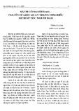 Sách cổ người Dao - Nguồn sử liệu quan trọng tìm hiểu lịch sử tộc người Dao