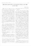 Đời sống song ngữ của người Cống và Hà Nhì ở Tây Bắc