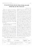 Tài liệu sắc phong của các làng xã vùng ven biển huyện Hậu Lộc tỉnh Thanh Hóa