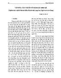 Văn hóa tộc người với đảm bảo sinh kế: Nghiên cứu ở một số dân tộc thiểu số ở ba tỉnh Lạng Sơn, Nghệ An và An Giang - Phạm Thị Thu Hà