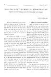 Phân loại cấu trúc, quy mô của gia đình người Sán Dìu: Nghiên cứu tại xã Ninh Lai, huyện Sơn Dương, tỉnh Tuyên Quang - Hoàng Phương Mai