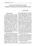 Tang ma của người Mảng ở Lai Châu - Nguyễn Văn Thắng