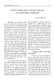 Dương Tự Minh trong văn hóa tâm linh của cư dân miền núi phía Bắc - Nguyễn Thị Quế Loan