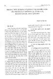 Phương thức sử dụng và quản lý tài nguyên nước của người Tày ở thôn Pò Cại, xã Gia Cát, huyện Cao Lộc, tỉnh Lạng Sơn - Phạm Thị Cẩm Vân