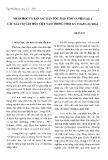 Nhân học và bản sắc dân tộc: Bảo tồn và phát huy các giá trị văn hóa Việt Nam trong thời kỳ toàn cầu hóa - Lâm Bá Nam