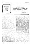 Góp phần tìm hiểu cải cách tiền tệ của Hồ Quý Ly từ góc nhìn nhân học kinh tế - Lâm Minh Châu