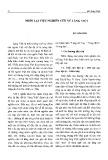 Nhìn lại việc nghiên cứu về làng Việt - Bùi Xuân Đính