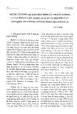 Thiết chế dòng họ truyền thống của người Hmông và vai trò của nó trong quản lý xã hội hiện nay - Hồ Ly Giang