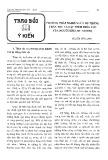 Phương pháp nghiên cứu hệ thống thân tộc và đặc điểm thân tộc của người Khơ-me Nam Bộ - Nguyễn Khắc Cảnh