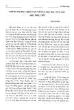 Những bài hay trên tạp chí Dân tộc học năm 2010: Mấy nhận xét - Bùi Xuân Đính