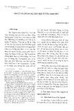 Di cư và quan hệ dân tộc ở Tây Nguyên - Trần Hồng Hạnh