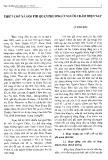 Thiết kế xã hội phi quan phương ở người Chăm hiện nay - Lý Hành Sơn