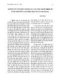 Nghiên cứu tri thức bản địa của các tộc người thiểu số ở Tây Nguyên và Nam Bộ: Một số vấn đề đặt ra - Ngô Văn Lệ