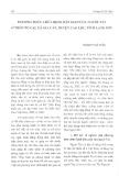 Phương pháp chữa bệnh dân gian của người Tày ở thôn Pò Cại, xã Gia Cát, huyện Cao Lộc, tỉnh Lạng Sơn - Hoàng Thị Lê Thảo