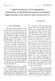 Canh tác nương rẫy của người Khơ-mú trong mối quan hệ với bảo vệ nguồn tài nguyên đất - Đặng Minh Ngọc