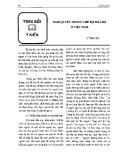 Nam Quyền trong chế độ mẫu hệ ở Việt Nam - Lý Tùng Hiếu