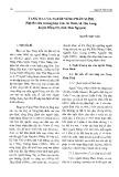 Tang ma của người Nùng Phàn Slìng: Nghiên cứu trường hợp xóm Ba Đình, xã Tân Long, huyện Đồng Hỷ, tỉnh Thái Nguyên - Nguyễn Anh Tuấn