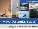 Lecture Maya dynamics basics: Lab 10 - Khieu Van Bang