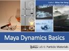 Lecture Maya dynamics basics: Lab 6 - Khieu Van Bang