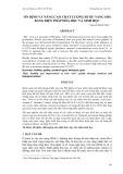 Ổn định và nâng cao chất lượng rượu vang sim bằng biện pháp hóa học và sinh học - Nguyễn Minh Thủy