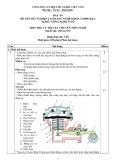 Đáp án đề thi tốt nghiệp cao đẳng nghề khóa 3 (2009-2012) - Nghề: Công nghệ ô tô - Môn thi: Lý thuyết chuyên môn nghề - Mã đề thi: OTO-LT37