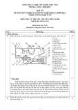 Đáp án đề thi tốt nghiệp cao đẳng nghề khóa 3 (2009-2012) - Nghề: Công nghệ ô tô - Môn thi: Lý thuyết chuyên môn nghề - Mã đề thi: OTO-LT12